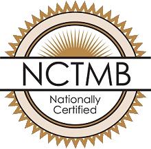 Nationally Certified Therapeutic Massage